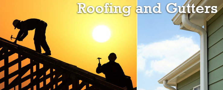 Roofing and gutters contractor Los Angeles, Orange County, Ventura California