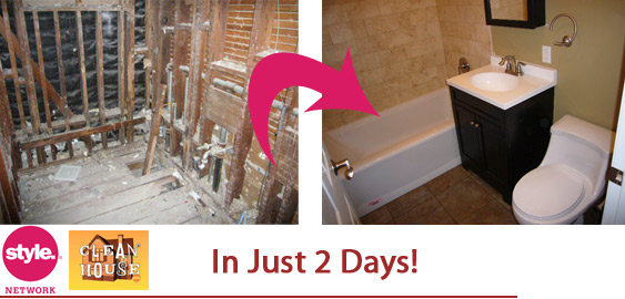 Click to view the bathroom remodeling full picture gallery!