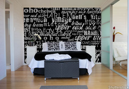 Bedroom Murals