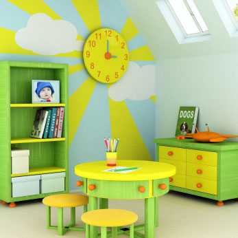 Child Room Design