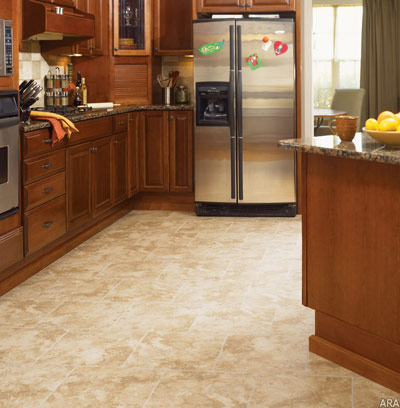 Floor Tile Patterns - Martha Stewart Home Improvement & Repairs