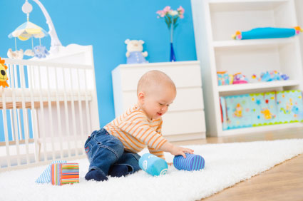 Painting Ideas for a Nursery - Los Angeles, Orange County, Ventura