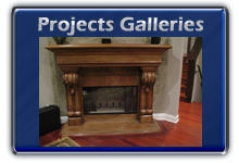 Fireplace Projects Picture Galleries