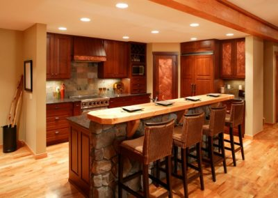 condominium kitchen