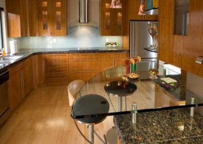 Super Modern Contemporary Kitchen