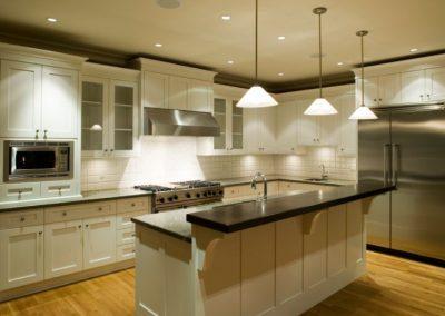 kitchen luxury home