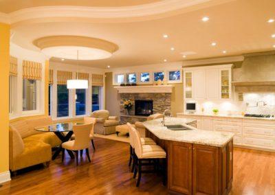 estate kitchen house